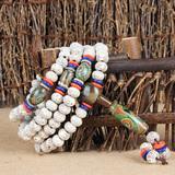 包邮 星月菩提子108颗手链搭配天珠、玛瑙配饰